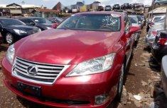 Lexus ES350 2011 Red for sale