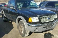 Tokunbo Ford Ranger 2003 Black for sale
