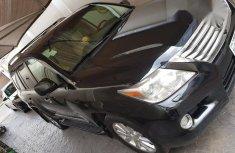 Lexus LX570 2009 Black for sale