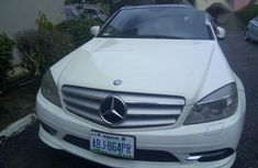 Extremely Clean Mercedes-Benz C350 2008 White