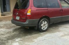 Mercury Villager 2002 Red for sale