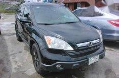 Honda CR-V 2009 Black for sale
