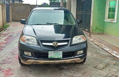 Acura Mdx 2005 Black for sale