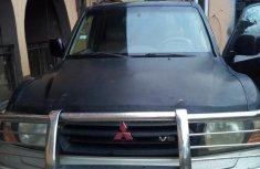 Mitsubishi Montero 2003 Black for sale