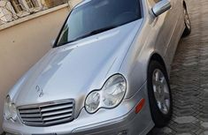 Mercedes-Benz C240 2007 Silver for sale