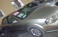 Nissan Maxima 2000 Silver for sale