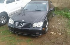 Mercedes Benz CLK500 2003 for sale