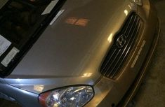 Hyundai Accent 2007 Gold for sale
