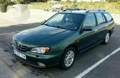Nissan Primera 1991 Green for sale