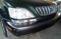 Lexus RX300 2001 Green for sale