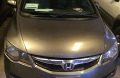 Honda Civic 2009 Gray for sale