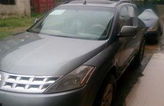Nissan Murano 2006 Metalic Grey for sale