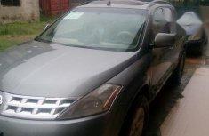 Nissan Murano 2006 Metalic Grey for sale