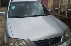 Honda CR-V 2000 Silver for sale