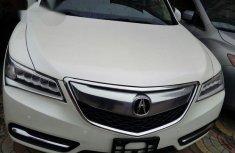 Acura MDX 2015 White for sale