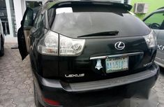 Lexus RX 330 2006 Black for sale