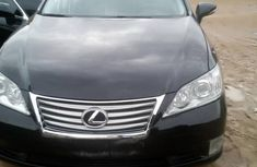 Foreign Used Lexus ES 350 2010 Black for sale