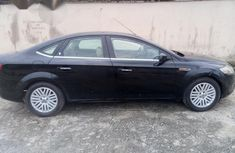 Neatly Used Ford Mondeo 2013 Black for sale