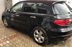 Neatly Used Acura Rdx 2008 Black for sale