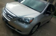 Honda Odyssey 2005 Gold for sale