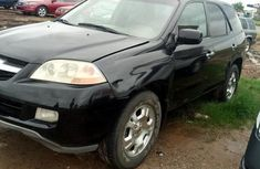 Clean Acura MDX 2003 Black for sale