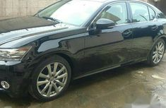 Lexus GS 350 2014 Black for sale