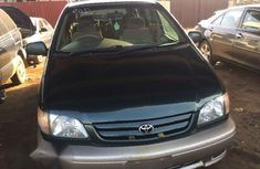 Clean Newly Toyota Sienna 2003 Green for sale