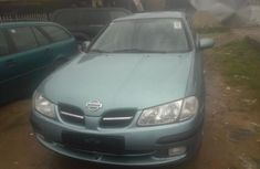 Nissan Almera 2001 Green for sale