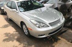 Super Clean Lexus ES300 2002 Silver for sale
