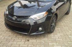 2015 Toyota Corolla Sport For Sale