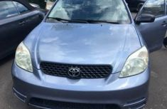 Foreign used Toyota Matrix 2004 for sale