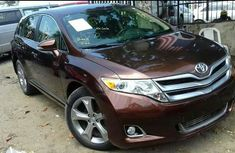 Toyota Venza 2008 Brown for sale