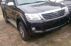 Toyota Hilux 2007 Black for sale