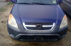 Honda CR-V 2002 Blue for sale