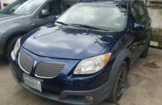 Clean Pontiac Vibe 2006 Blue for sale
