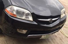 Acura Mdx 2002 Black For Sale