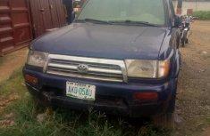 Toyota 4runner 1999 Blue for sale