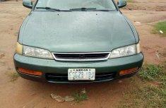 Honda Accord 1998 Green for sale