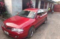 Mitsubishi Carisma 1999 Red for sale