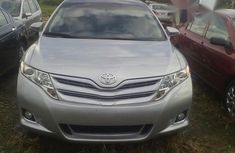 Toyota Venza 2015 Silver for sale