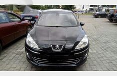 Peugeot 408 2011 Black for sale