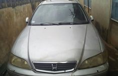 Nigeria Used Honda Accord 1999 Silver
