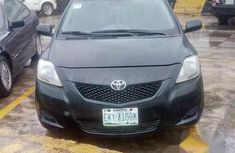 Toyota Yaris 2013 Black for sale