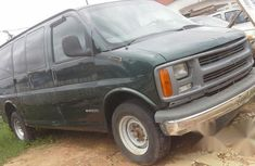 Chevrolet Express 2500 2002 Green for sale