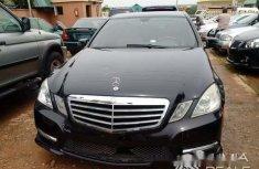 Mercedes Benz E350 2000 black for sale