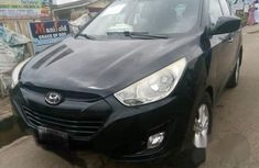 Hyundai Ix35 2012 Black for sale