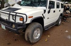 Clean Hummer 2 H2 2006 White for sale