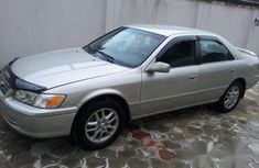 Toyota Camry 2000 Silver for sale