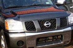 Nissan Armada 2004 Gray for sale
