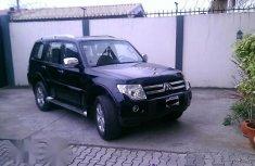 Mitsubishi Pajero 2008 Black for sale